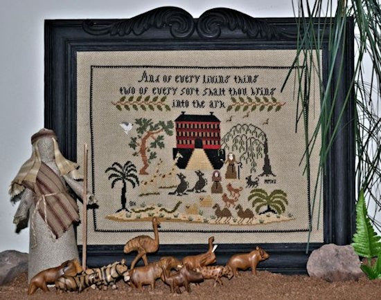 The Sampler Company ~ Noah's Ark Sampler