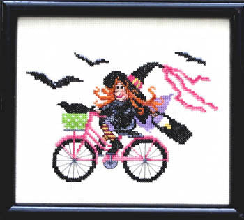 Bobbie G Designs ~ Ride Witch Ride