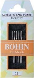 Bohin Tapestry Needles ~ Size 26 ~ 6pk