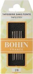 Bohin Tapestry Needles ~ Size 28 ~ 6pk