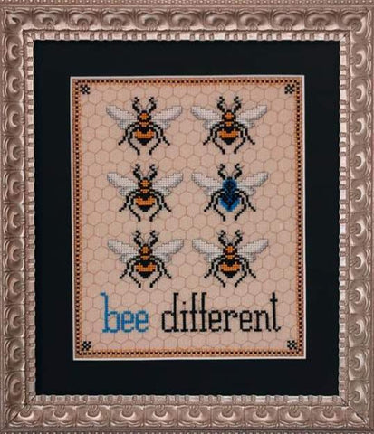 The Blackberry Rabbit ~ Bee Different ~ Market Exclusive!