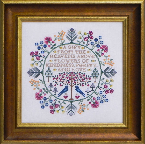 Blue Ribbon Designs ~ Botanical Blessings