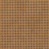Brown Perforated Paper