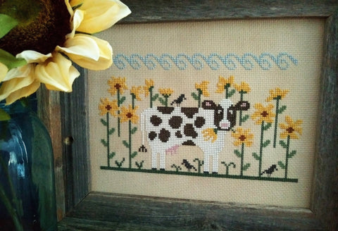 Vintage NeedleWorks ~ Brunch at Buttonwood Farm