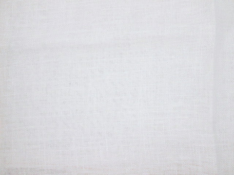 28ct Linen Cashel ~ Antique White Fat 1/4