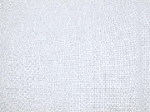 28ct Linen Cashel ~ White Fat 1/2