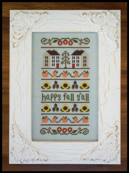 Country Cottage Needleworks ~ Happy Fall Y'all