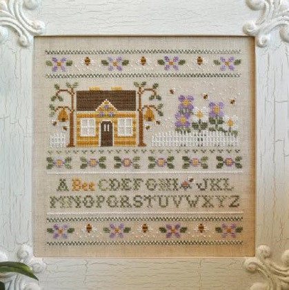 Country Cottage Needleworks ~ A Bee C Sampler