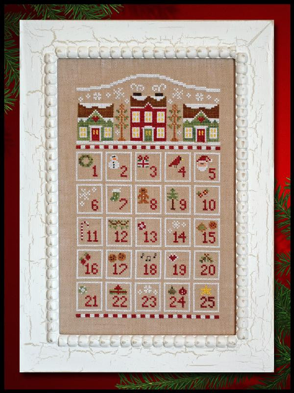 Country Cottage Needleworks ~ Countdown To Christmas