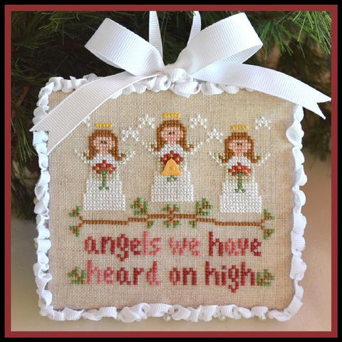 Country Cottage ~ Angels