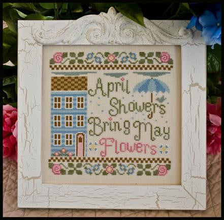 Country Cottage Needleworks ~ April Showers