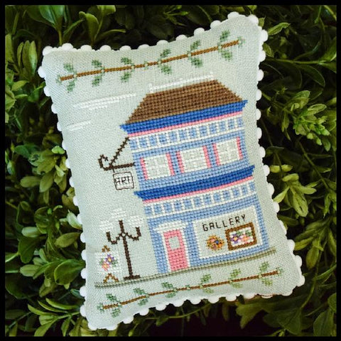Country Cottage Needleworks ~ Main Street ~ Art Gallery