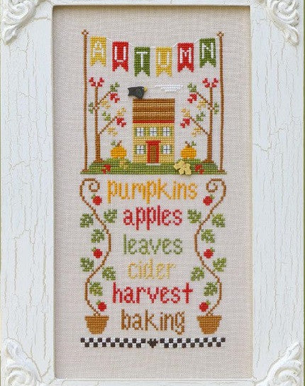 Country Cottage Needleworks ~ Seasonal Celebrations ~ Autumn