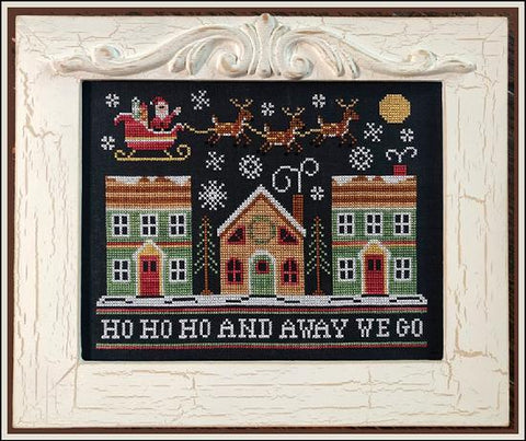 Country Cottage Needleworks ~ Away We Go