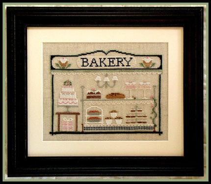 Country Cottage Needleworks ~ The Bakery
