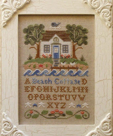 Country Cottage Needleworks ~ Beach Cottage