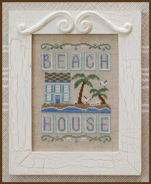 Country Cottage Needleworks ~ Beach House