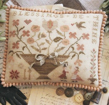 Country Stitches/With Thy Needle & Thread ~ Blessings Be Thine