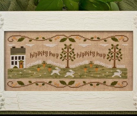 Country Cottage Needleworks ~ Bunny Hop