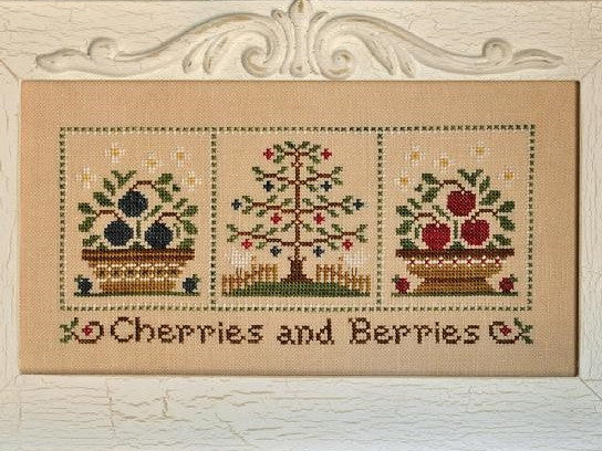 Country Cottage Needleworks ~ Cherries & Berries