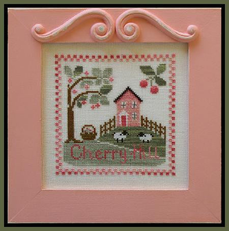 Country Cottage Needleworks ~ Cherry Hill