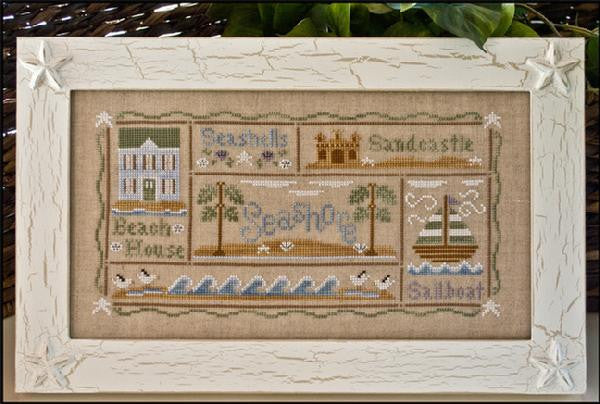 Country Cottage Needleworks ~ A Day at the Beach