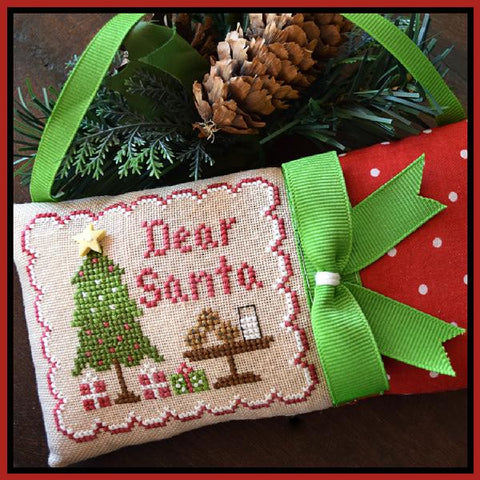 Country Cottage ~ Dear Santa