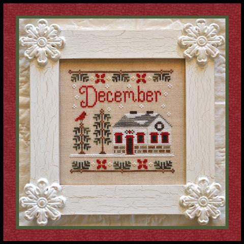 Country Cottage  ~ December