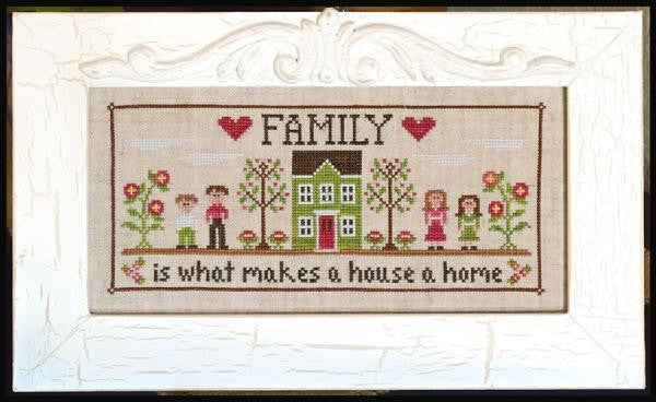 Country Cottage Needleworks ~ Family Home