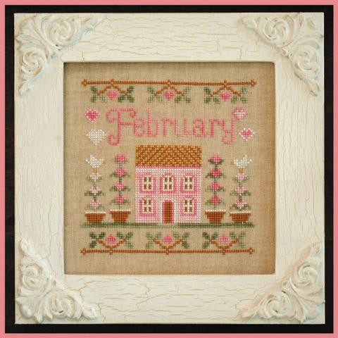 Country Cottage  ~ February