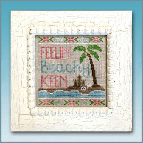 Country Cottage Needleworks ~ Beachy Keen