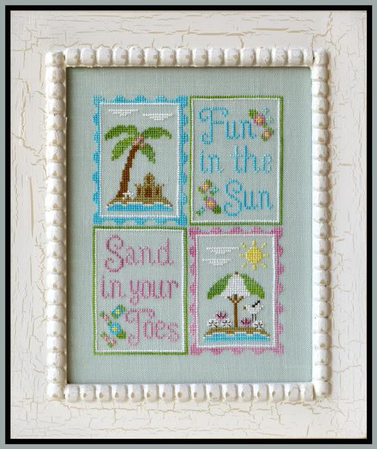 Country Cottage Needleworks ~ Fun in the Sun