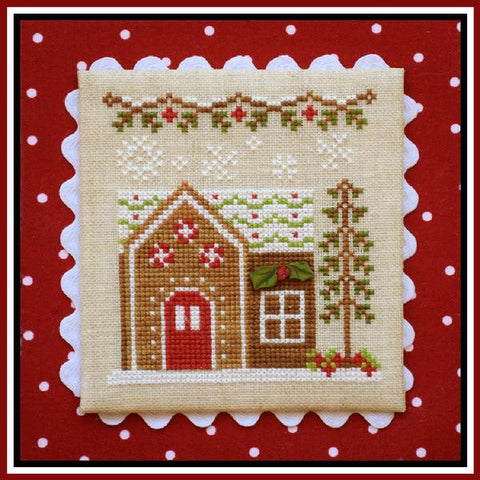 Country Cottage ~ Gingerbread House #6