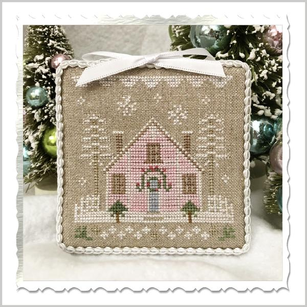 Country Cottage Needleworks ~ Glitter Village ~ Glitter House 2