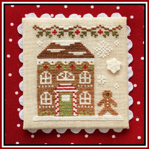 Country Cottage  ~ Gingerbread House #8