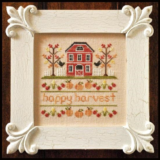 Country Cottage Needleworks ~ Happy Harvest