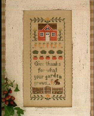 Country Cottage Needleworks ~ Harvest Blessing