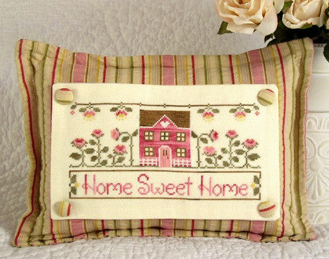 Country Cottage Needleworks ~ Home Sweet Home