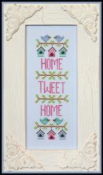 Country Cottage Needleworks ~ Home Tweet Home