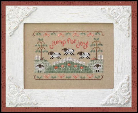 Country Cottage Needleworks ~ Jump For Joy