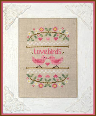 Country Cottage Needleworks ~ Lovebirds