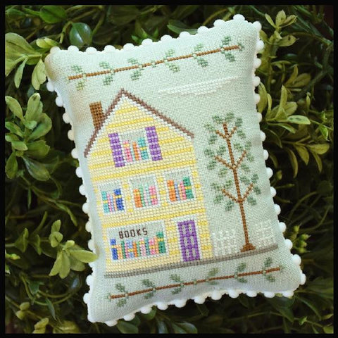 Country Cottage Needleworks ~ Main Street ~ Bookstore