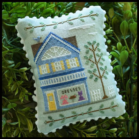 Country Cottage Needleworks ~ Main Street ~ Dress Shop