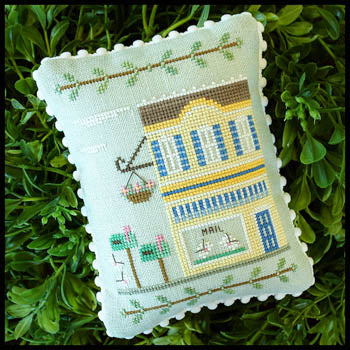 Country Cottage Needleworks ~ Main Street ~ Post Office