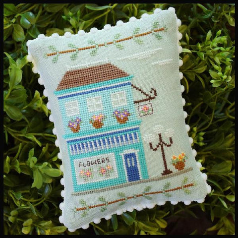 Country Cottage Needleworks ~ Main Street ~ Flower Shop