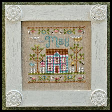 Country Cottage  ~ May