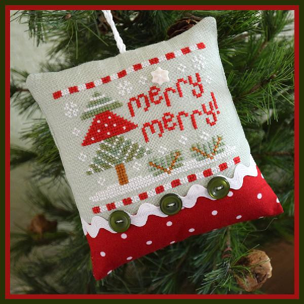 Country Cottage ~ Merry Merry