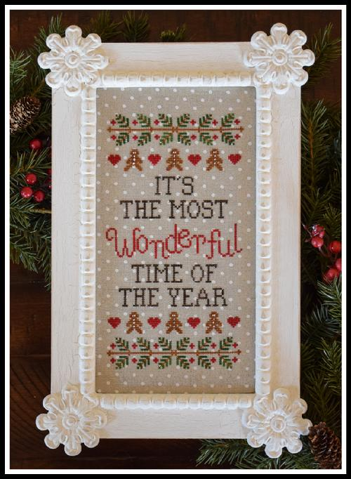 Country Cottage Needleworks ~ Wonderful Time Of Year