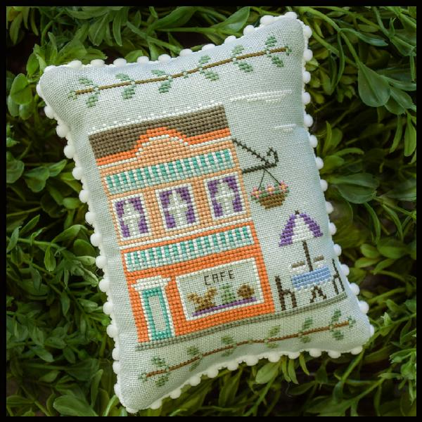 Country Cottage Needleworks ~ Main Street ~ Cafe