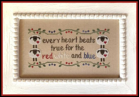 Country Cottage Needleworks ~ Every Heart